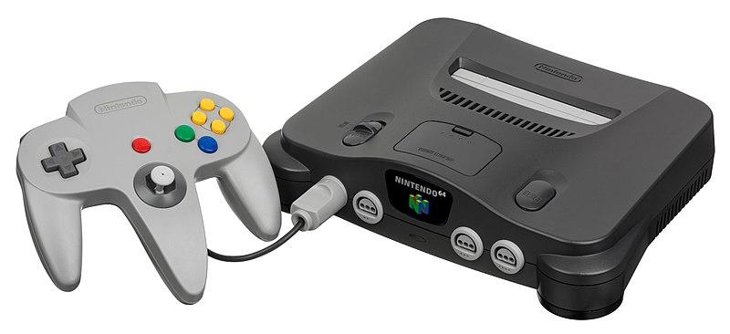 《任天堂N64游戏合集ROM Nintendo 64 v2 Rom Collection 百度网盘下载》
